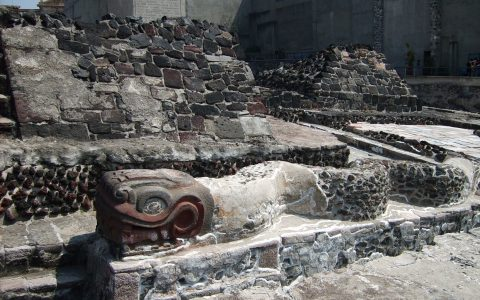 Mexican archaeologists are forced to bury an unusual discovery made in the ancient Aztec capital - SoCientífica
