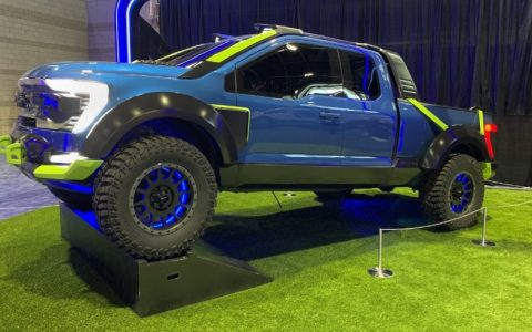 Ford F-150 Rocket League Edition: Virtual World Pickup Truck for Real