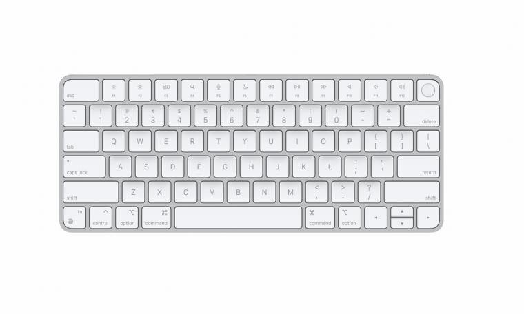 Apple начала продавать обновленные Magic Keyboard с Touch ID