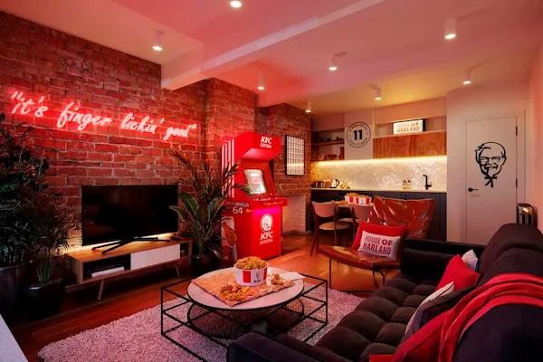 KFC wins UK themed hotel - GKPB