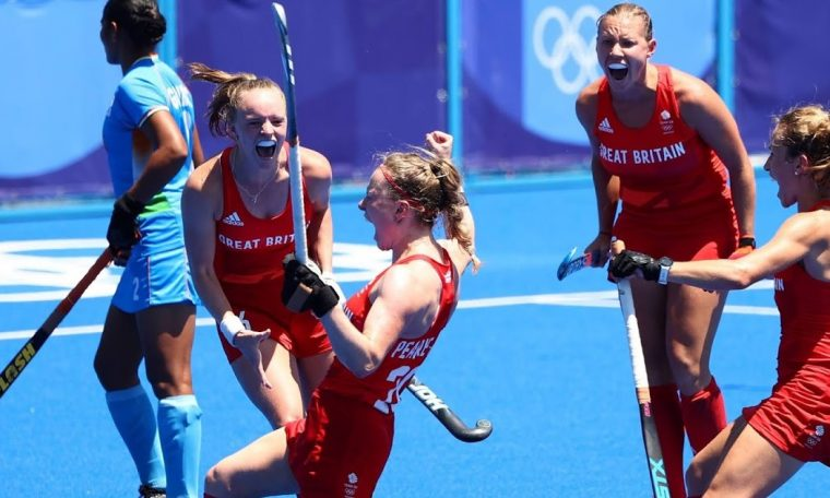 In an electrifying game, Great Britain defeated India and won the bronze medal in hockey at Tokyo 2020