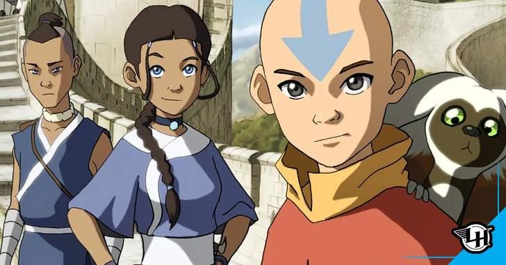 Avatar: A Lenda De Aango