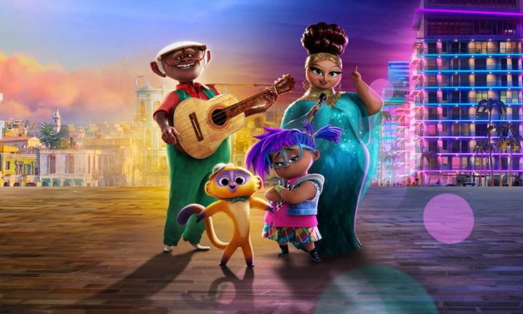 Review |  Vivo's Journey (Netflix Original)