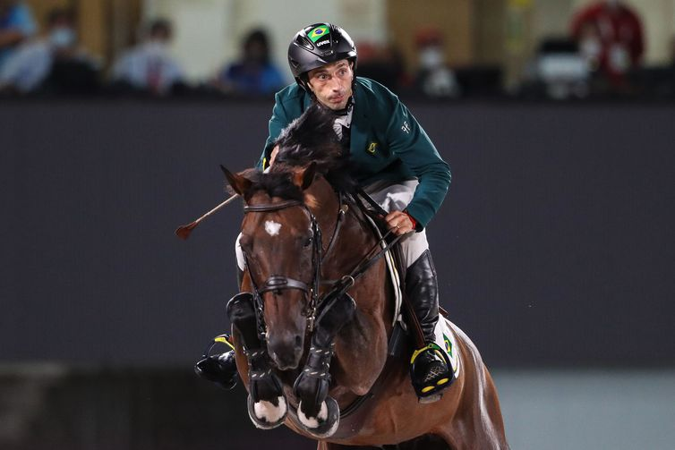 Brazil finishes 6th in the team final - Equestrian Jumping - Tokyo 2020 - Yuri Mansour