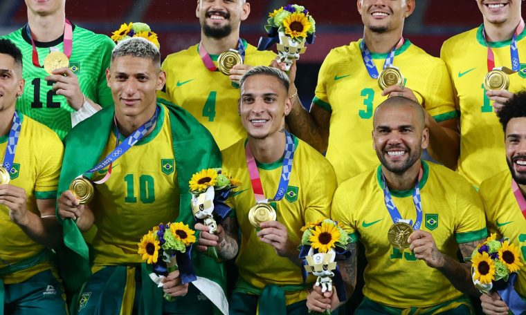 Brazil won 3 golds on Day 16 and made it to 2 finals in Madras
