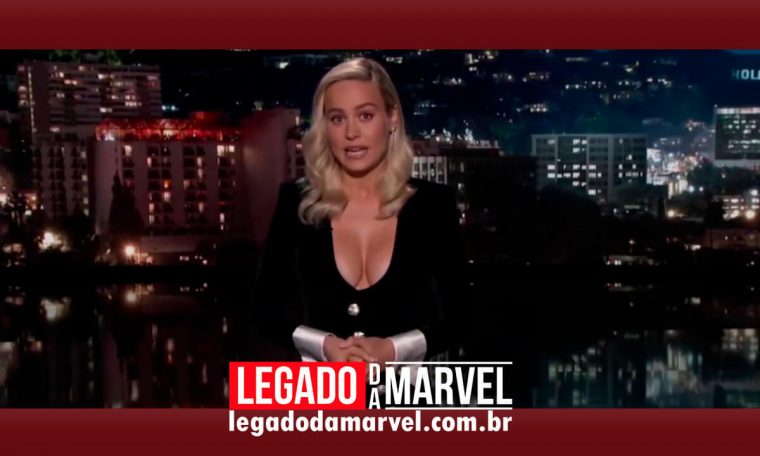Brie Larson in the TV Show Breaks the Internet, Created by Captain Marvel