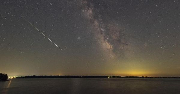 Perseids: Best Meteor Shower of the Year ES .  will appear in