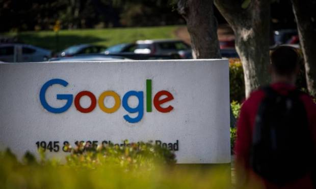 At Google, the vaccination requirement will begin at the company's headquarters in Mountain View, California, and other offices in the United States, before expanding to other countries.  Photo: Bloomberg
