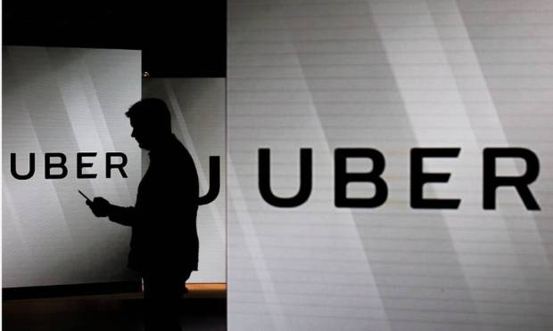 Uber president Dara Khosrowshahi has informed employees that it will postpone the reopening of its San Francisco headquarters until the end of October and will require everyone to be vaccinated Photo: Bloomberg