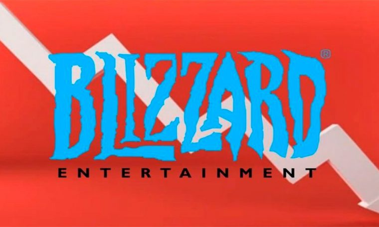 Millions of players are leaving Blizzard's game;  View Comparative Chart