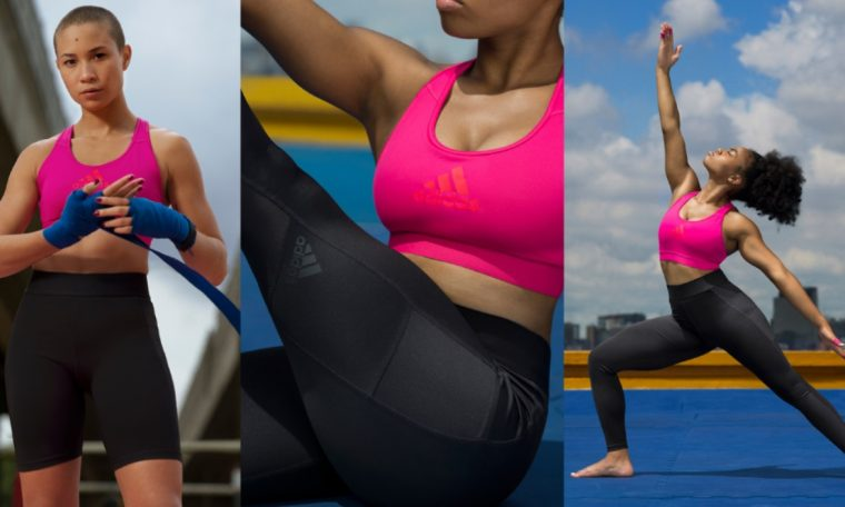 Adidas launches line to let women continue to exercise while menstruating