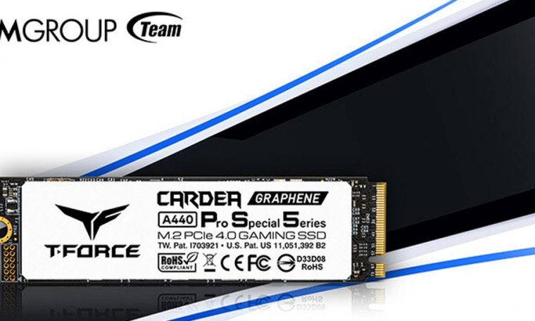 TeamGroup releases PCIe 4.0 SSD up to 7400MB/s and 8TB to attract PS5 users