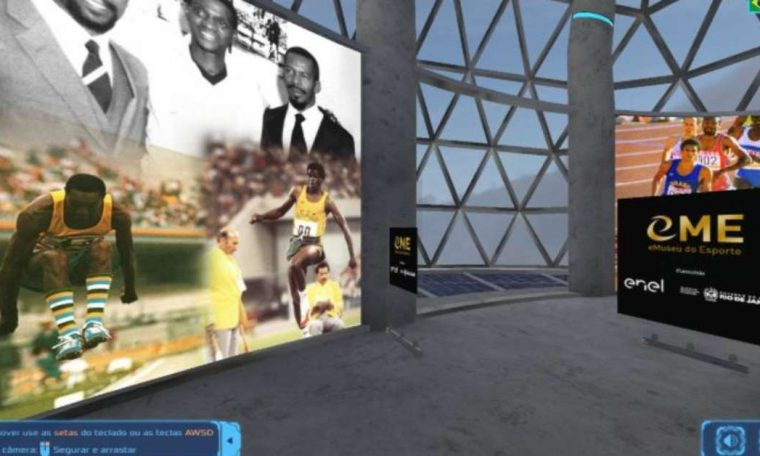 Virtual Museum of Sport Uses Technology to Give Visibility to the Olympic Games