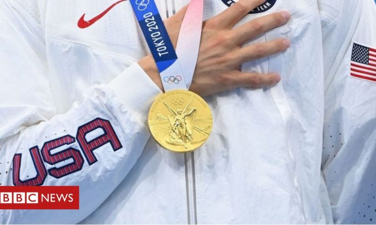 Tokyo 2021 Olympics: 'Alternative' medal table that places Brazil 8th and USA 15th