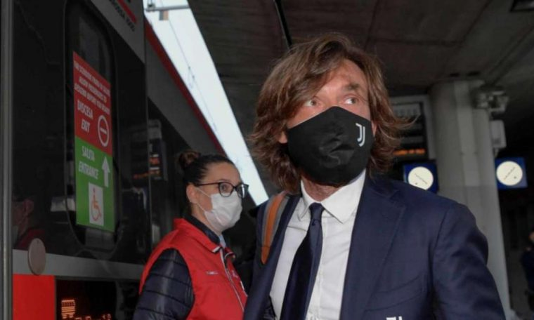 Former Juventus coach Andrea Pirlo, MLS.  Looking to lead the team in