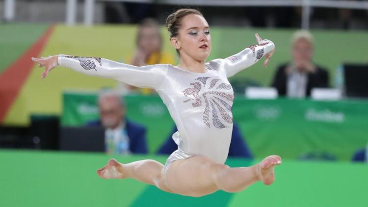 Amy Tinkler won bronze in women's singles at Rio 2016.  Photo: Owen Humphries |  PA - Photo: Owen Humphries |  pan