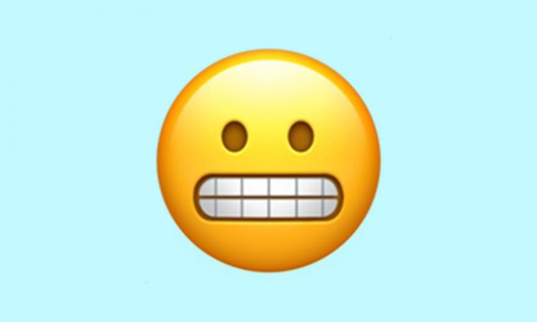 WhatsApp |  What does smiling face with teeth mean?  smiling face |  meaning |  Applications |  Apps |  Smartphone |  cell phone |  Viral |  trick |  Tutorials |  United States |  Spain |  Mexico |  NDA |  NNNI |  Play play