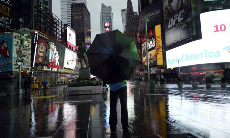 Hurricane may hit New York