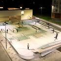 Skate Plaza Carballo / Oscar Pedros.  Image © scar Pedros