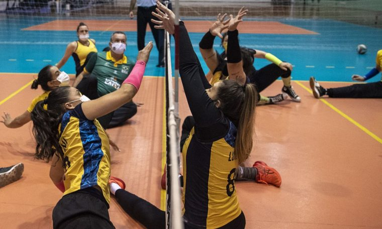 Paralympics: Learn more about volleyball seating at Tokyo 2020