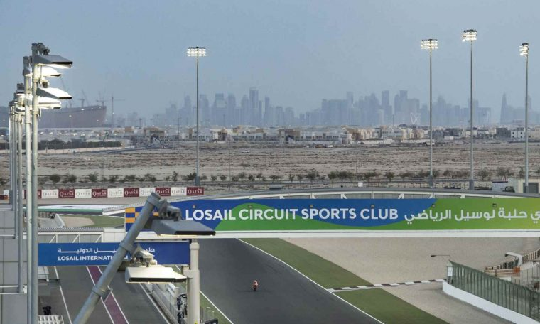 Formula 1 is getting closer to the race in Qatar to replace the Australian GP