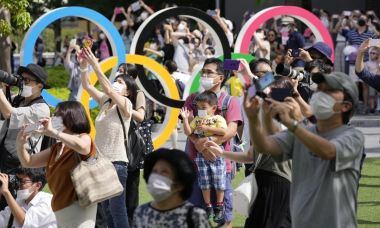 On the eve of the Paralympics, Japan made a record of Kovid cases for the 12th consecutive day.  World