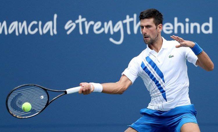The 34-year-old Serbian won 20 Grand Slam tournaments.  Photo: Matthew Stockman |  AFP - Photo: Matthew Stockman |  AFP
