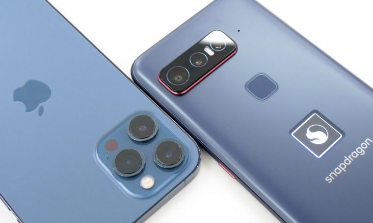 """I compared the camera performance to the """"Smartphone for Snapdragon Insiders,"""" which was described as """"more than the iPhone 12 Pro Max."""""""