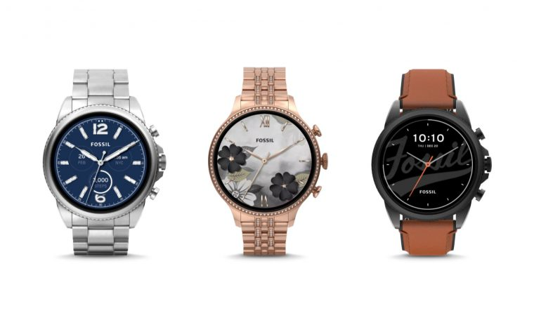 Fossil announces new watches to accommodate Wear OS 3