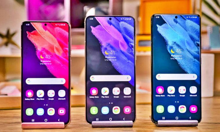 emag Samsung GALAXY S21 reduceri bune telefoane