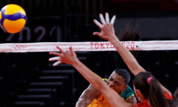 Analysis shows women's volleyball team relies on attack strength to score - 08/05/2021 - SPORTS