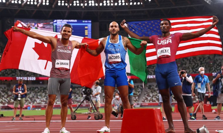 Athletics at Olympics sees decline in performance by USA and Jamaica on track - 08/08/2021 - SPORTS