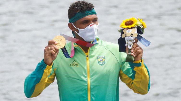 speed canoeing, tokyo 2020, olympics, isacios queiros