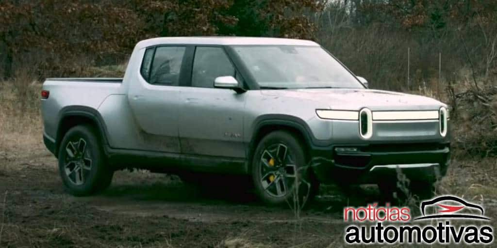 Rivian: UK, Germany and Netherlands compete for factory