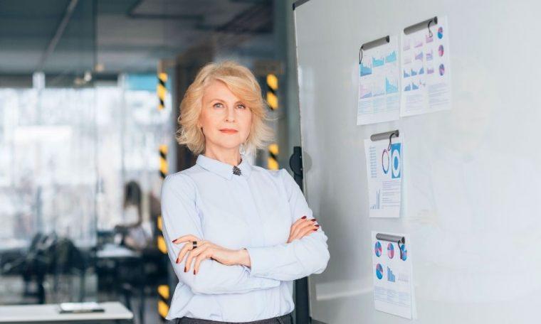 Mulheres de Negócio Batem Recorde como CEOs na Global 500