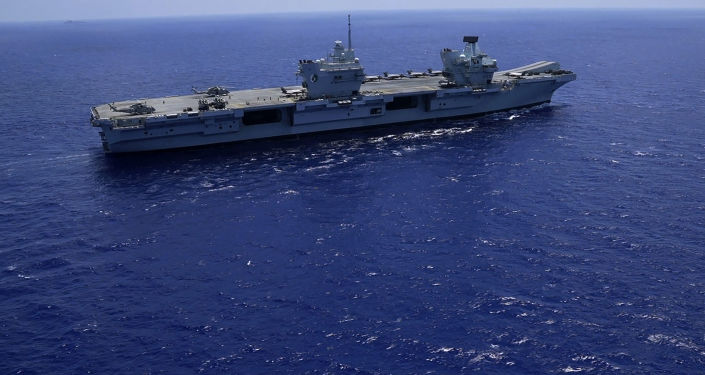 China's nuclear submarines were spotted after Britain's aircraft carriers, say media