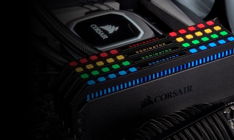 Corsair reveals that its DDR5 memories will need better cooling
