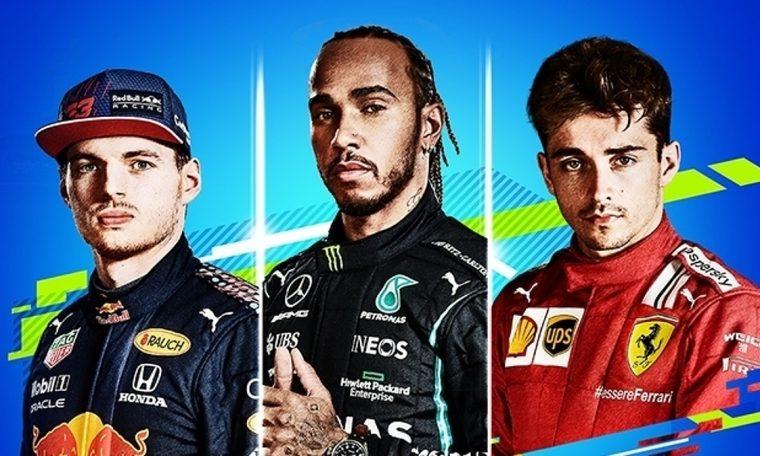 F1 remains at 1 in 2021 UK • Eurogamer.pt