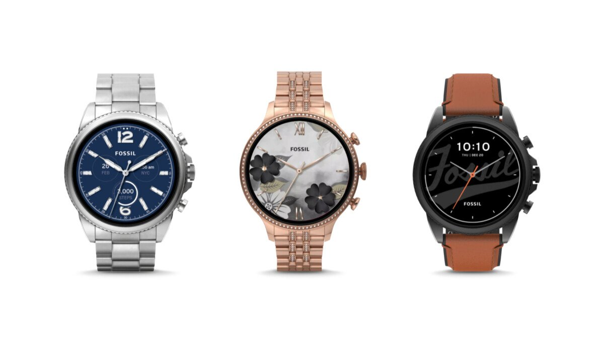 Fossil Gen 6 is intended to run under Wear OS 3.