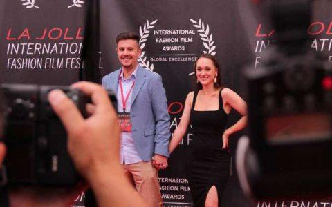 Gauchos won an international award at a fashion film festival in the United States