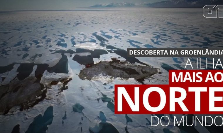 Greenland expedition discovers 'world's northernmost island'  World