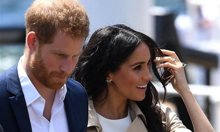 """Harry wants royal baptism for his daughter in Britain, but Queen is """"under pressure"""" to refuse ceremony"""
