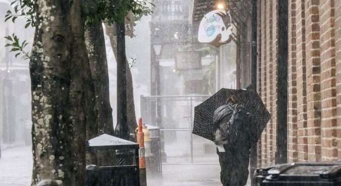 Ida hits Louisiana as most intense hurricane in recent years