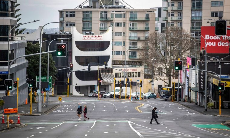 Lockdown protests attract single protestors in New Zealand  World
