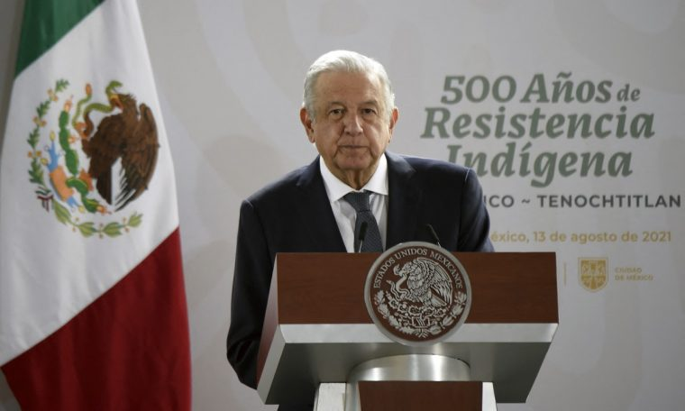 Mexican President calls 500-year-old Spanish conquest a 'failure'  World