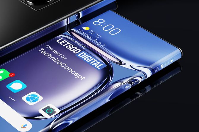Phone screens have never been more curved: New edges for new features