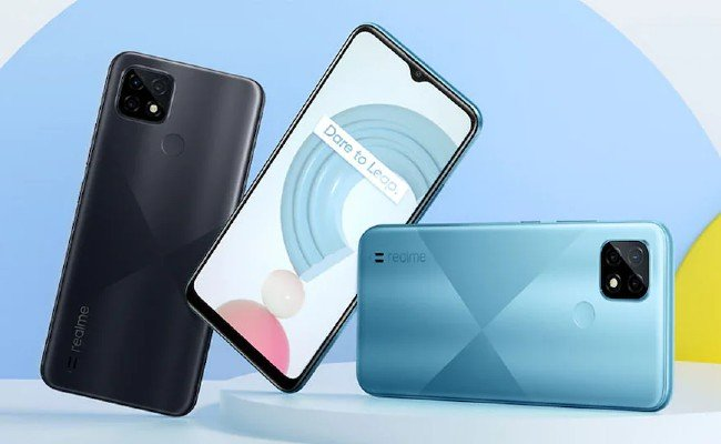 Realme C21Y launched with triple rear camera setup