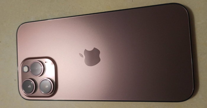 Rose gold 'iPhone 13' renders leaked ahead of September launch