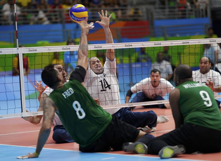 Brazil loses bronze to Egypt in men's volleyball