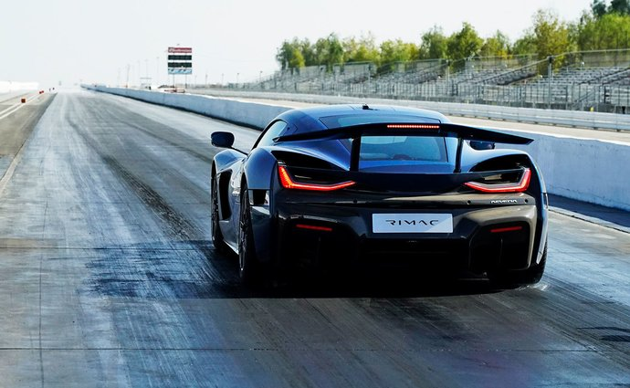 The Croatian missile has stunned the world.  Rimac Navera is the fastest car in the world